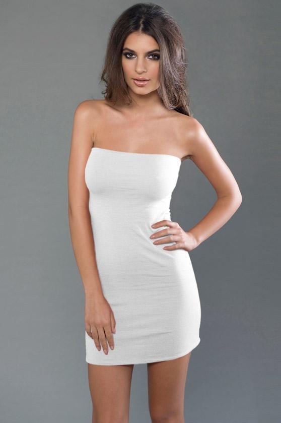 Cheap Tube Top Dresses