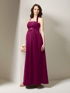 Bridesmaid Maternity Dresses