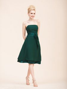 Hunter Green Cocktail Dress