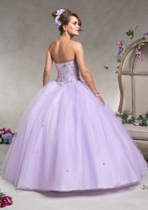 Light Purple Quinceanera Dresses