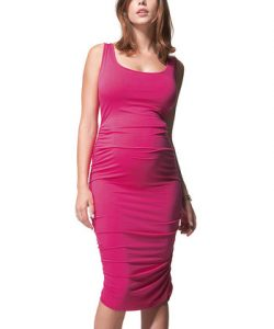 Maternity Dress Pink