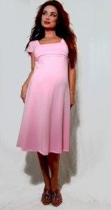 Maternity Dresses Pink