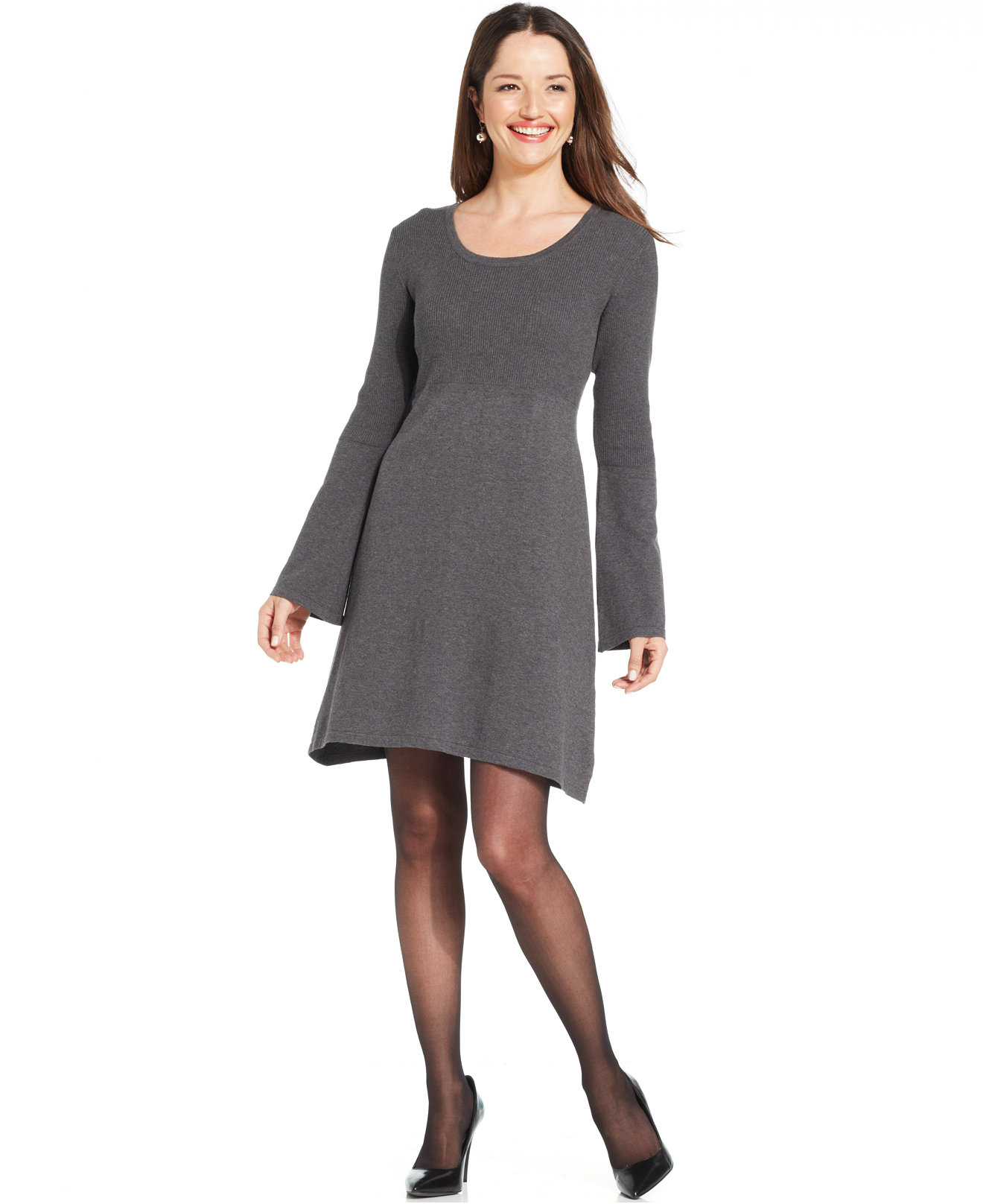 Cocktail Dresses Petite Size With Sleeves 9