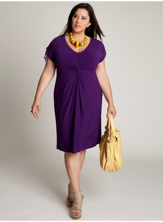 Purple Cocktail Dress | Dressed Up Girl