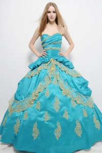 Quinceanera Dresses in Blue