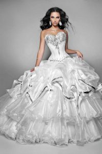 Quinceanera Dresses in White