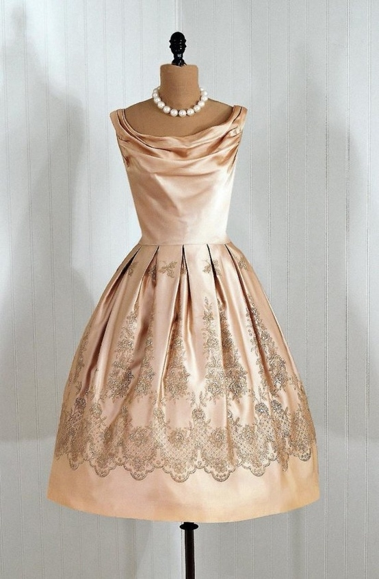 Vintage Cocktail Dresses | Dressed Up Girl