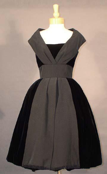 Vintage Cocktail Dresses Picture Collection