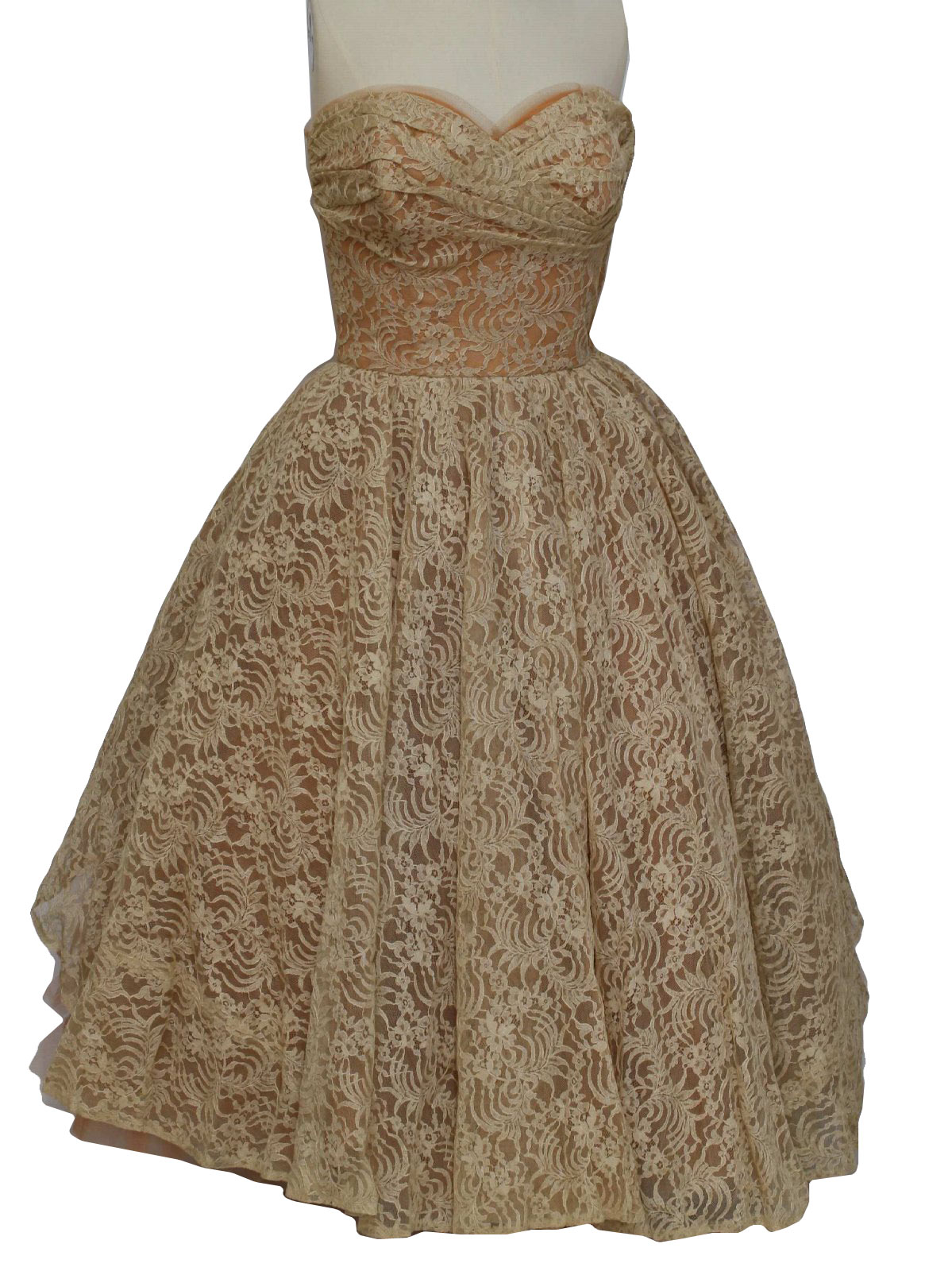Vintage Cocktail Dresses Picture Collection