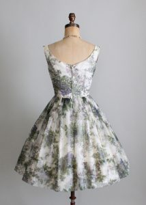 Vintage Style Cocktail Dresses