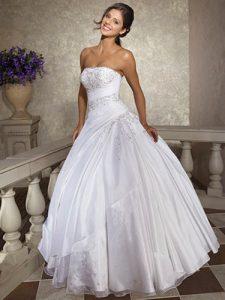 White Quinceanera Dresses