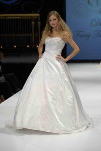 Belle Disney Wedding Dress