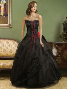 Black Dresses for Weddings