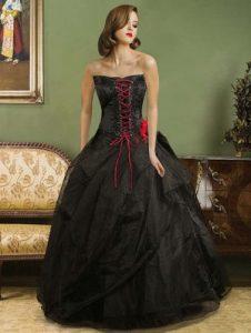 Black Dresses for Weddings