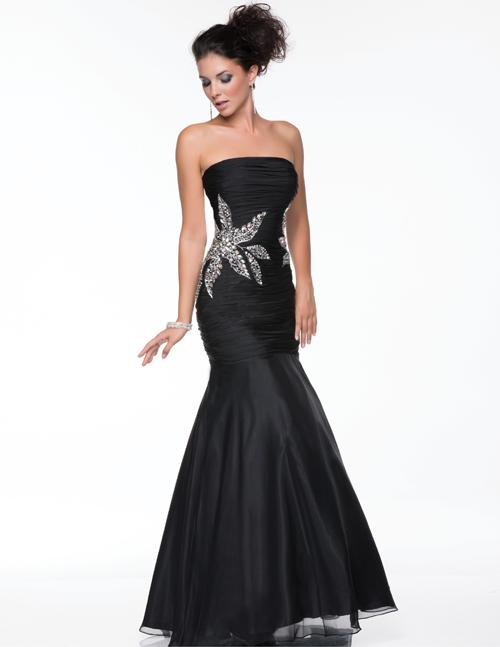 Prom Dresses Black Mermaid - Black Prom Dresses