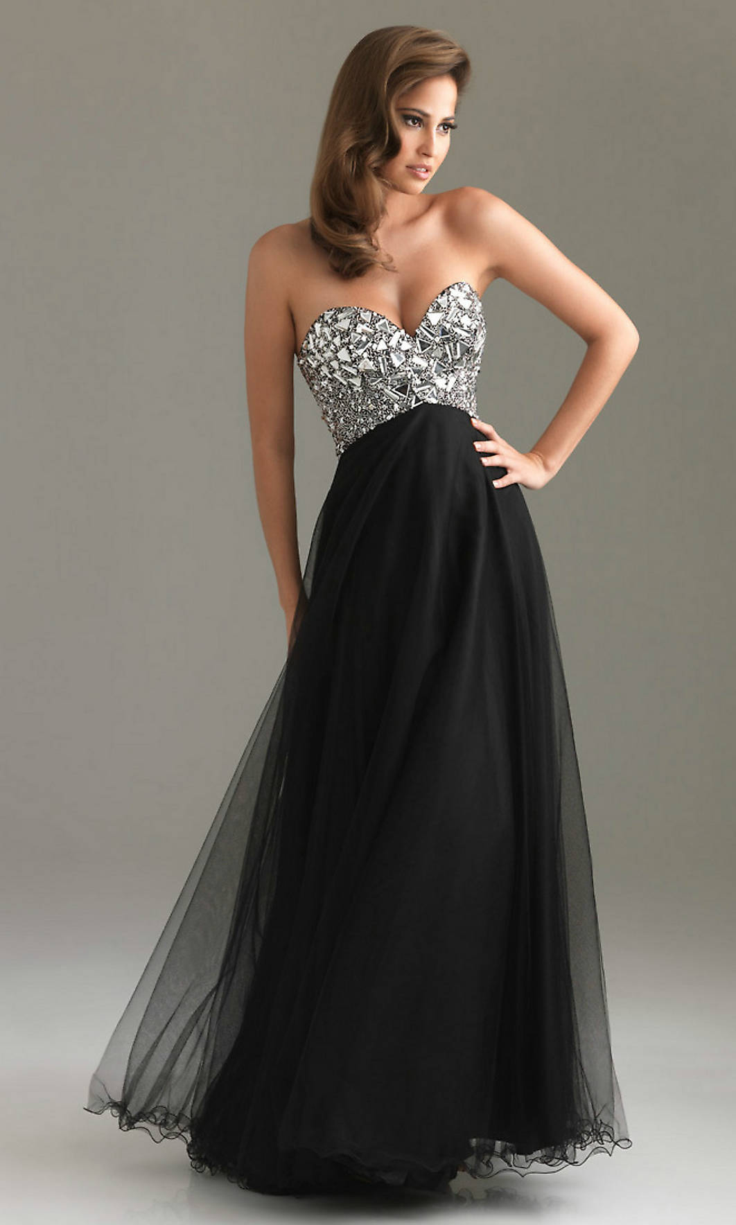 Reliable Index - Image - long black prom dresses