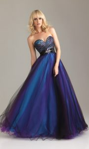 Blue Dresses for Wedding