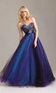 Blue Dresses for Wedding