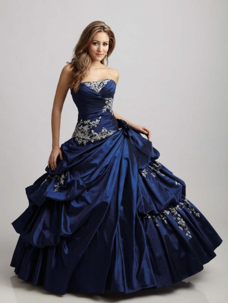 Blue Wedding Dresses | Dressed Up Girl