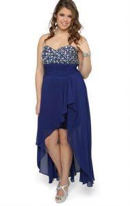 Deb Plus Size Prom Dresses