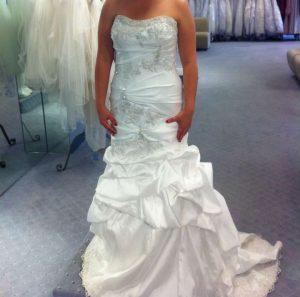 Disney Ariel Wedding Dress