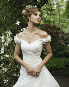 Disney Inspired Wedding Dress