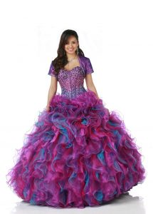 Disney Royal Ball Quinceanera Dresses