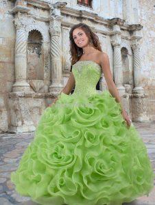 Green Quinceanera Dresses