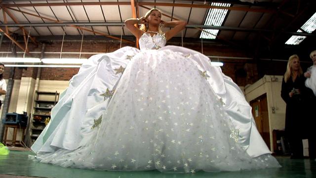 Gypsy Wedding Dress | Dressed Up Girl