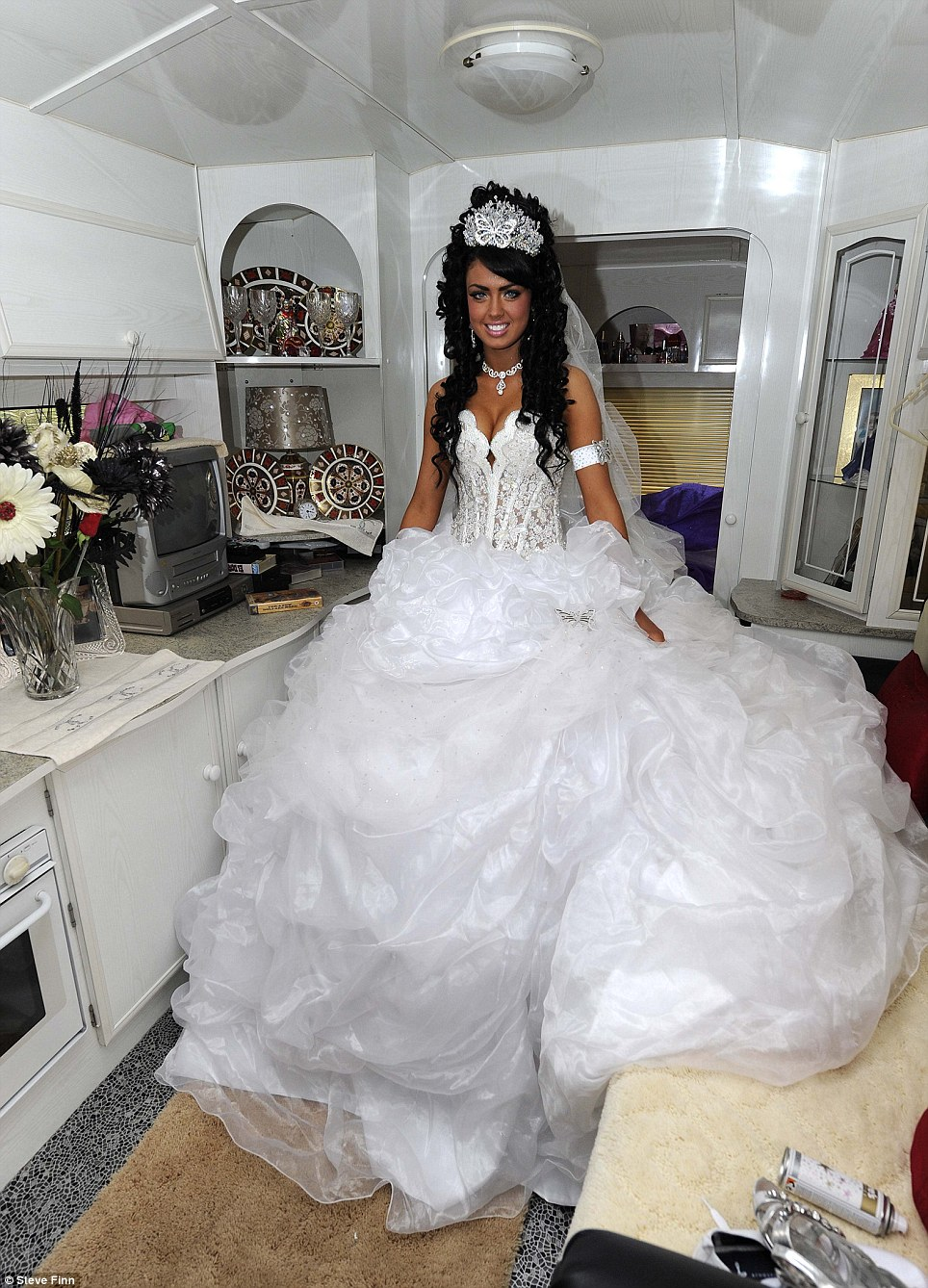 Gypsy Wedding Dress | Dressed Up Girl
