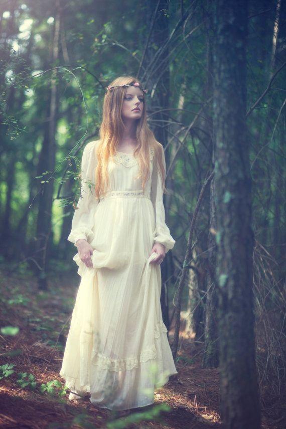 Hippie Wedding Dresses Dressedupgirl Com