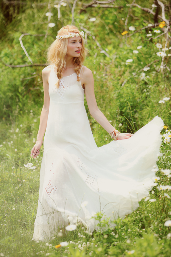 Hippie Bohemian Wedding Dresses Hippy Wedding Dresses