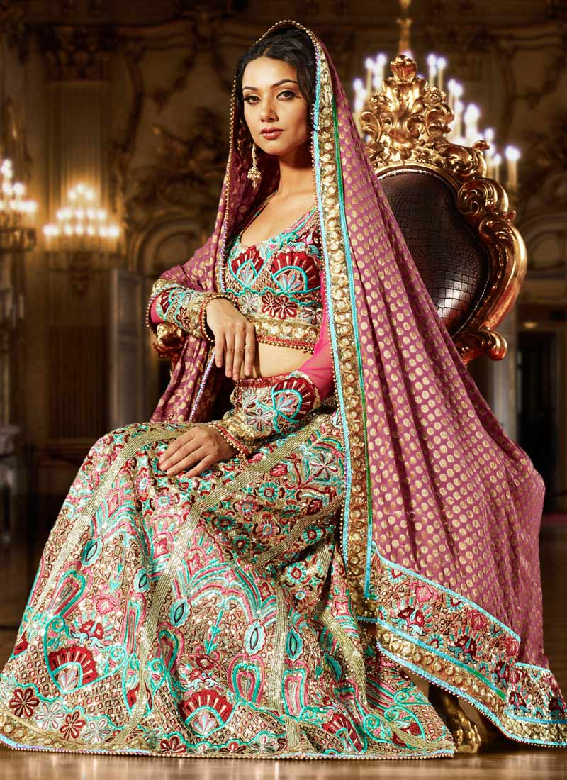 Indian Bride Dress Pics
