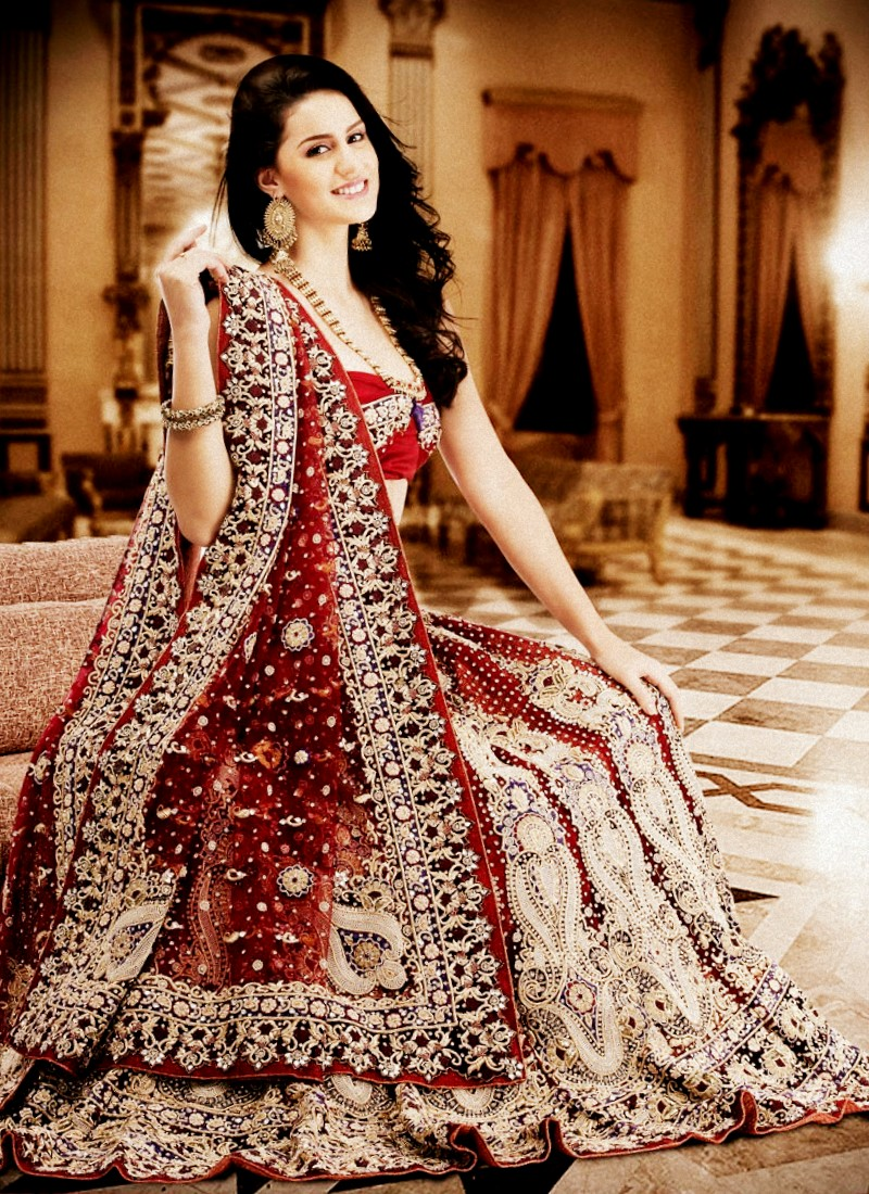 indian wedding dresses  dressedupgirl
