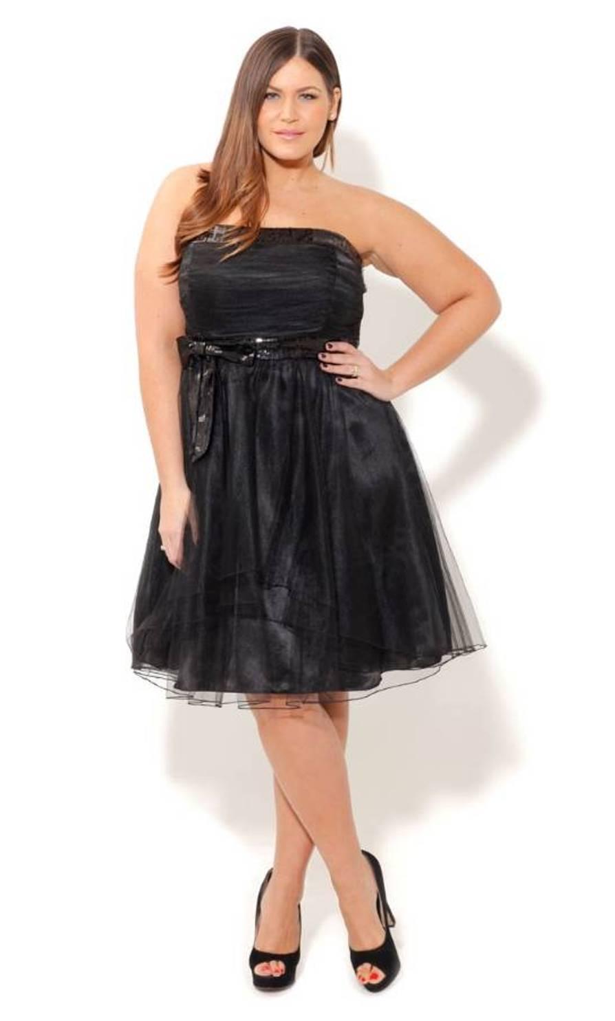 Plus Size Prom Dresses   DressedUpGirl.com