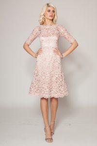 Lace Dress Pink
