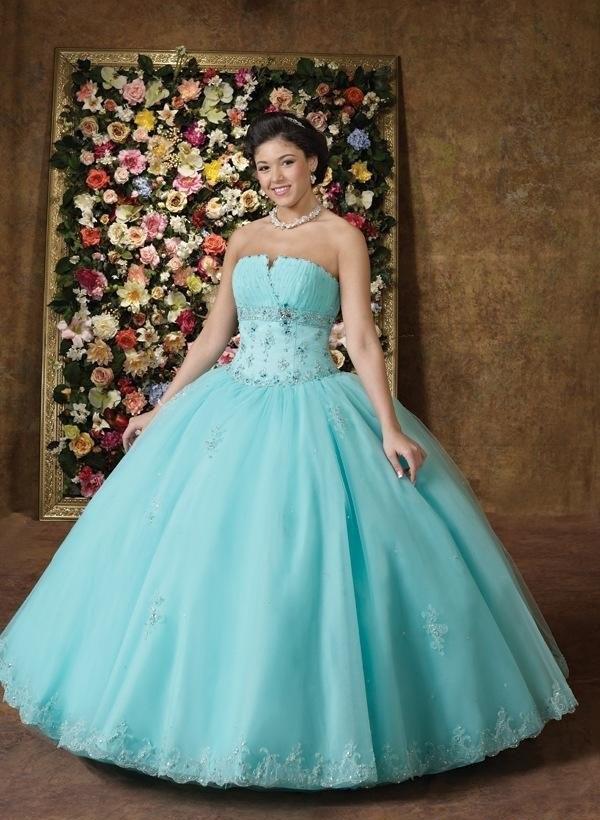 Blue Wedding Dresses | Dressed Up Girl