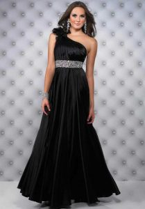 Long Black Prom Dresses