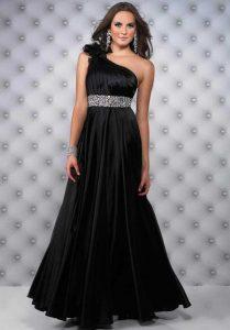 Long Black Prom Dresses