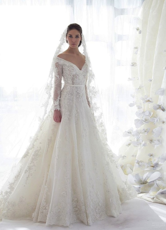wedding dress with long lace sleeves sleeve lace wedding dress dressed up 9282
