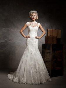Mermaid Lace Wedding Dresses