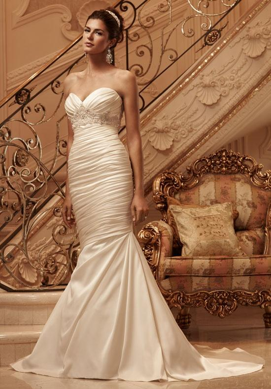 Wedding Dresses Mermaid Style. Wedding Dresses Sweetheart Neckline ...