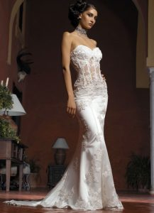 Mermaids Wedding Dresses