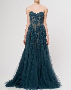 Navy Blue Dresses for Weddings