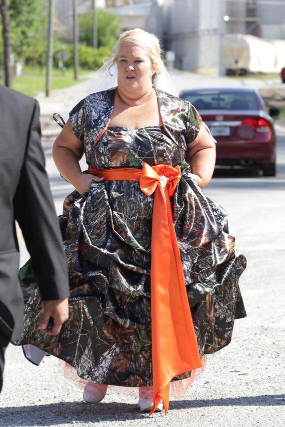 Camo Wedding Dresses | DressedUpGirl.com