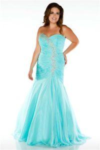 Plus Size Dresses Prom