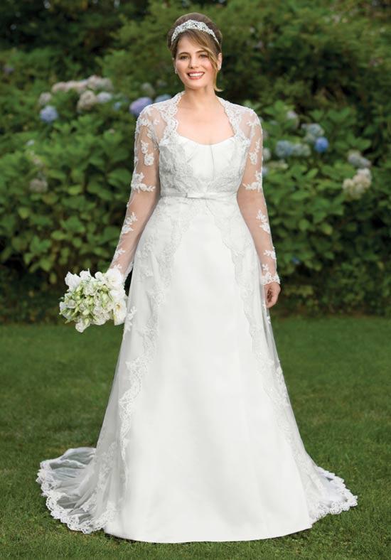 Modest Wedding Dresses | DressedUpGirl.com