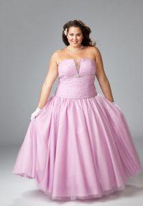 Plus Sized Prom Dresses