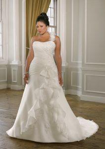 Plus Sized Wedding Dresses