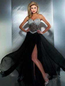 Prom Dress Black